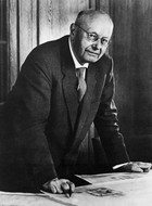Portrait Max Taut (1884 - 1967)